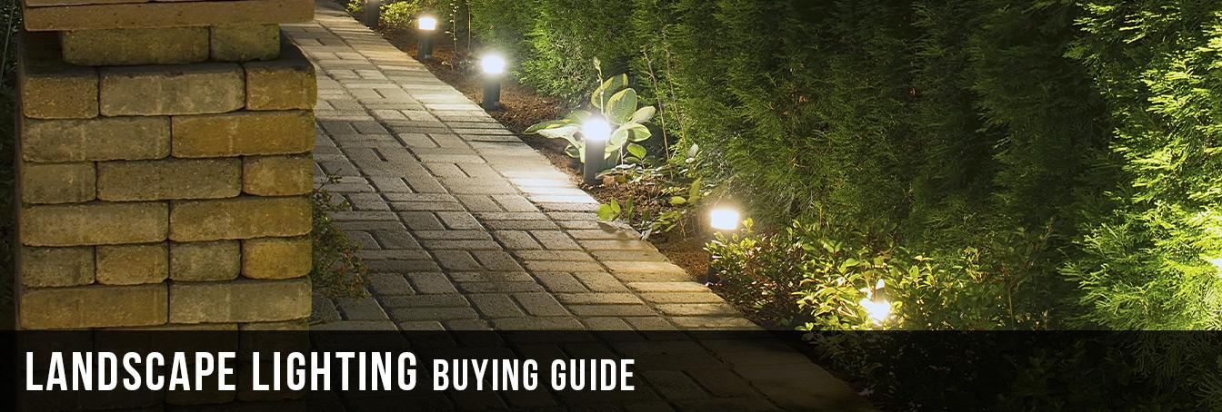 Landscape Lighting Buying Guide at Menards®