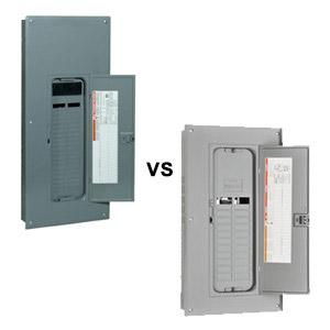 main lug panel wiring diagram load centers buying guide at menards    load centers buying guide at menards