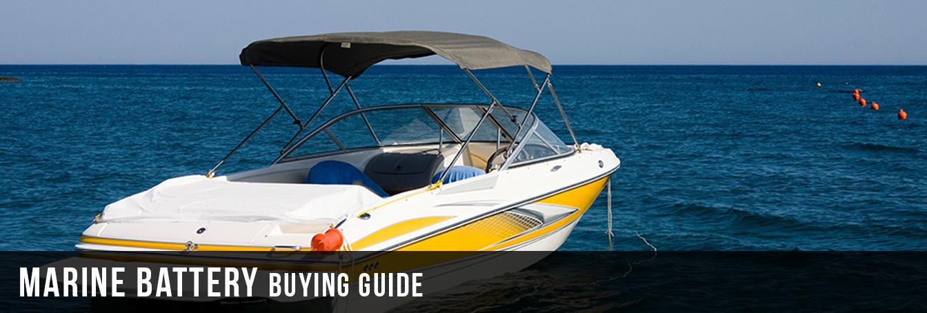 Marine Battery Buying Guide at Menards®