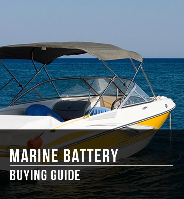 Marine Battery Buying Guide At Menards