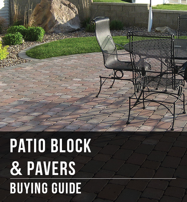 Block Pavers Ing Guide At Menards