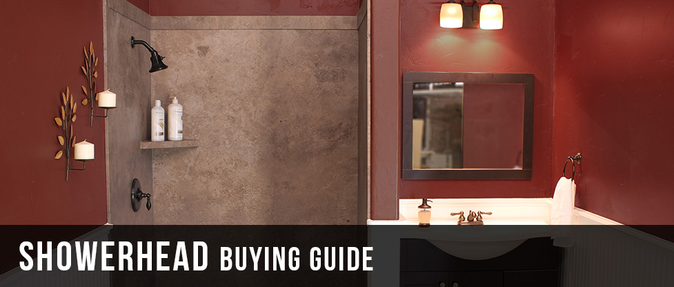 Showerhead Buying Guide at Menards®