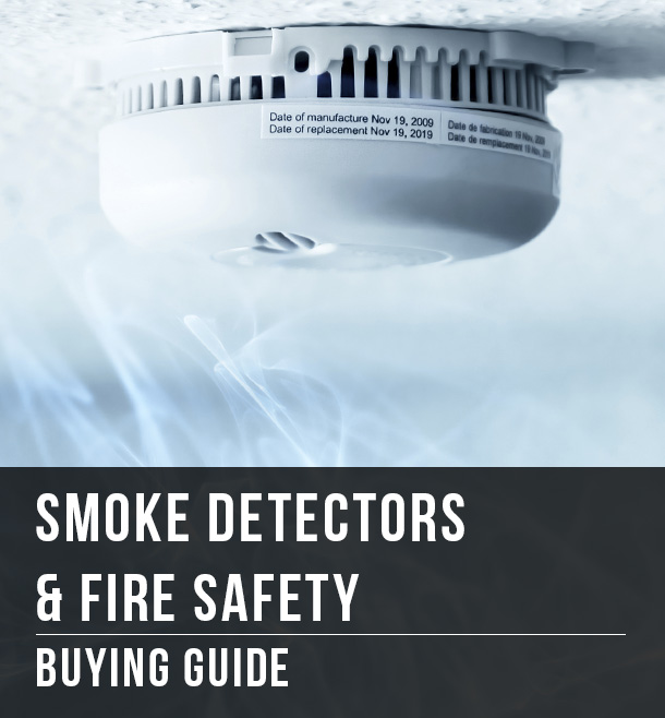 Smoke Detectors & Fire Safety Buying Guide at Menards® on