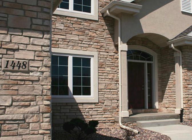 Stone Brick Siding Buying Guide At Menards