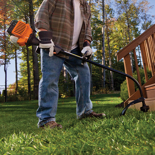 String Trimmer & Lawn Edger Buying Guide at Menards®