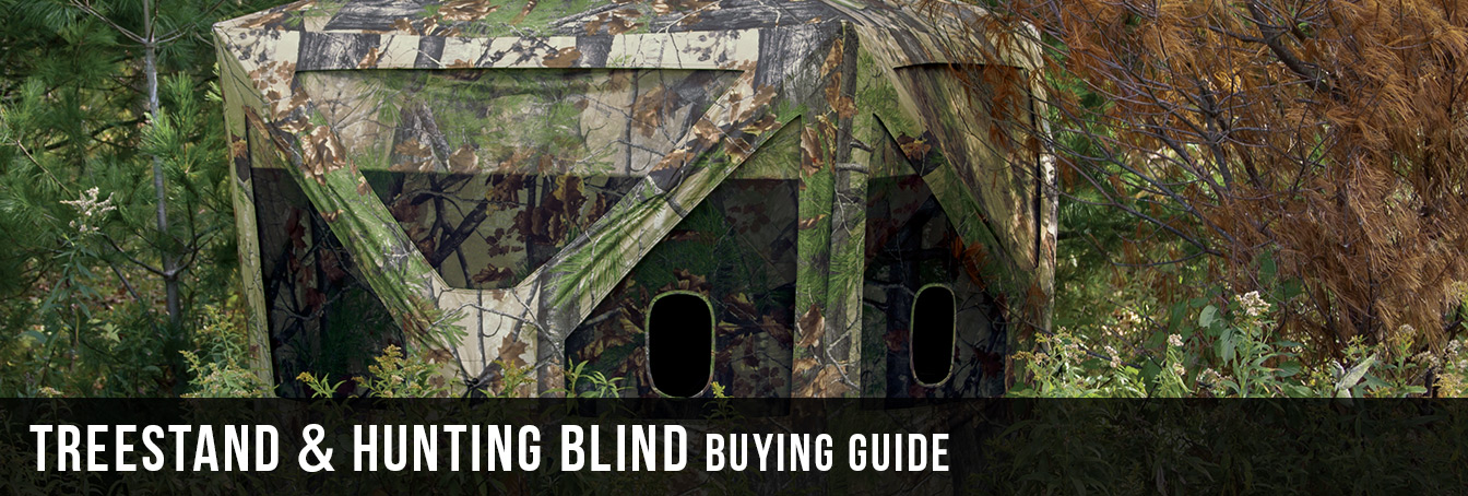 Treestand & Hunting Blind Buying Guide at Menards®