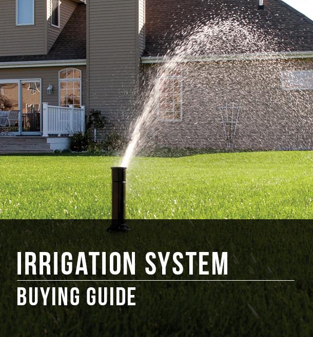 Irrigation System Buying Guide At Menards