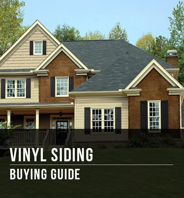 Vinyl Siding Buying Guide At Menards