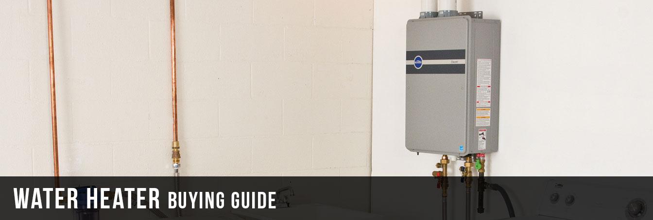 Water Heater Buying Guide at Menards®