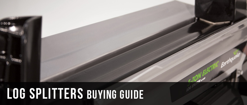 Log Splitter Buying Guide At Menards