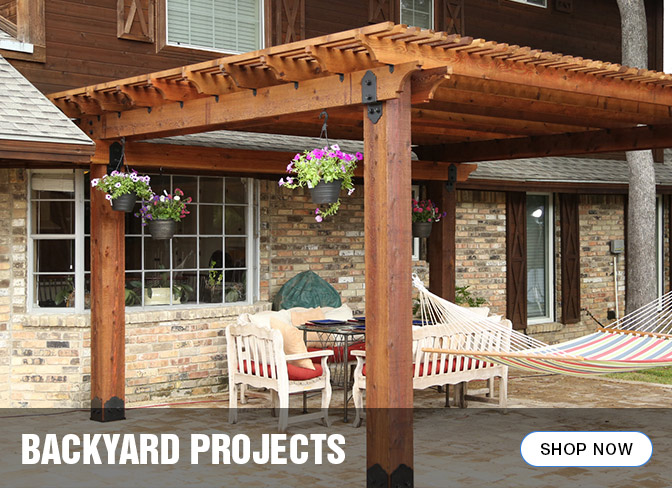 Cedar Wood Products at Menards®