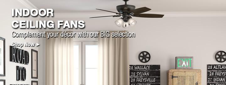 Ceiling Fans at Menards®