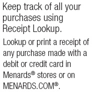 Lowes Receipt Lookup