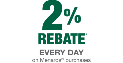 Menards BIG Card® at Menards®