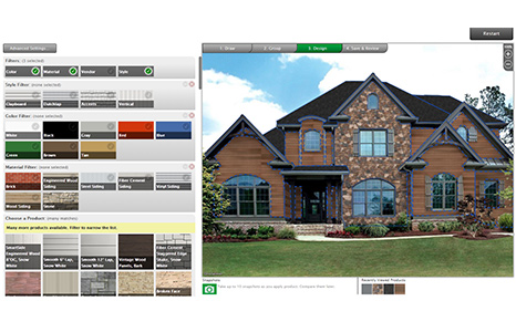 Roofing & Siding Visualizer at Menards®