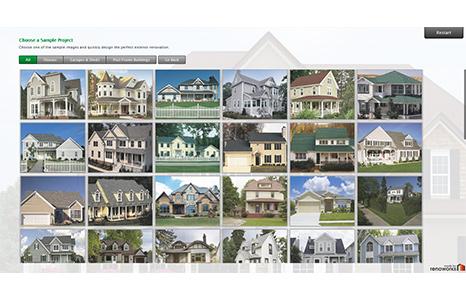 Roofing   Siding Visualizer at Menards . Exterior House Siding Visualizer. Home Design Ideas