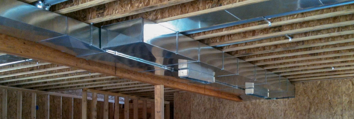 Ductwork at Menards®