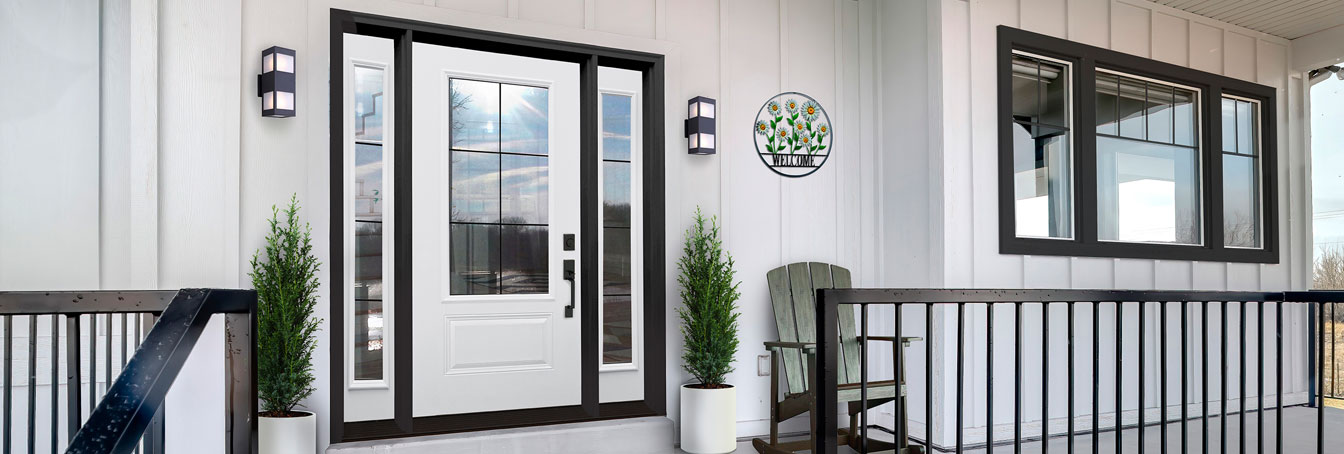 release date: e63e3 8127c Exterior Doors at Menards®