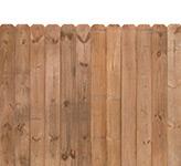 wood fence panels door intended wood fencing at menards