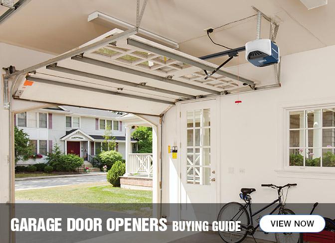 Garage Doors & Openers at Menards®