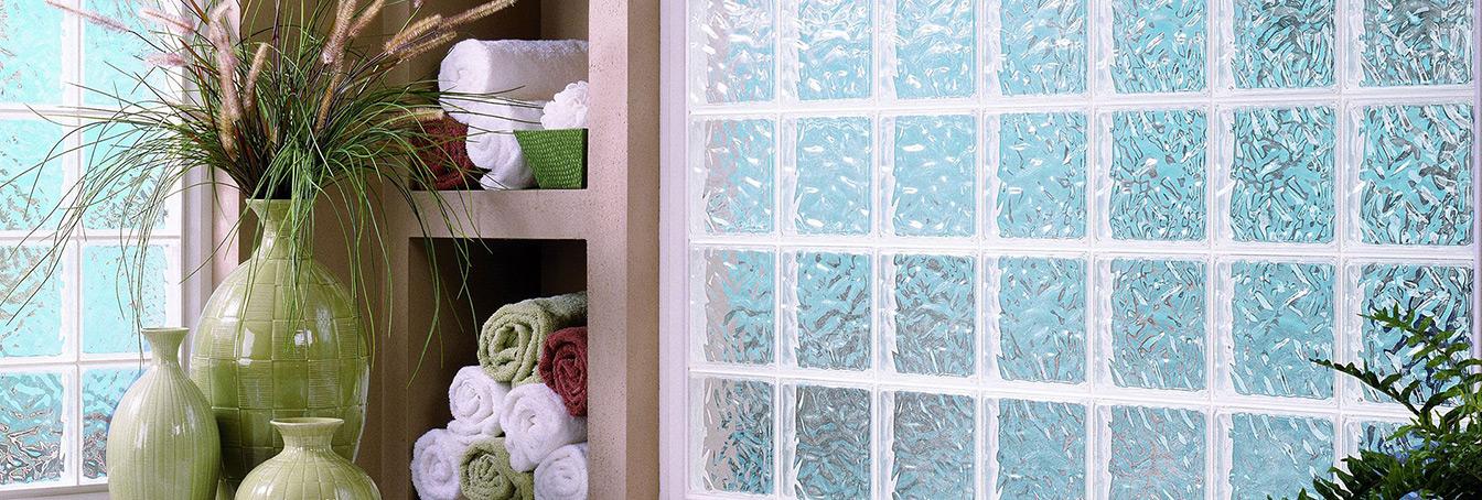 decorative windows for bathrooms pittsburgh corning glass.htm glass blocks   glass block panels at menards    glass blocks   glass block panels at