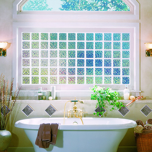 decorative glass windows traditional bathroom.htm glass blocks   glass block panels at menards    glass blocks   glass block panels at