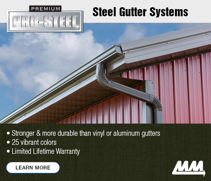 Gutters Amp Accessories At Menards 174
