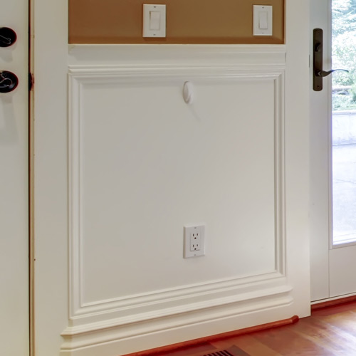 Chair Rail Wall Trim
