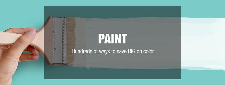 Paint at Menards®