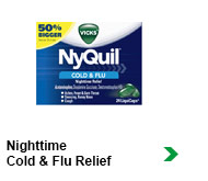 Nighttime Cold and Flu Relief