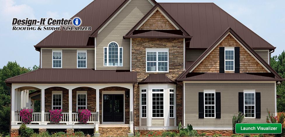 Exterior house color visualizer house design and decorating ideas - Online exterior paint visualizer ideas ...