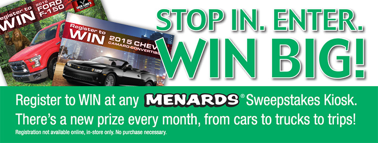 Shop All Departments at Menards®