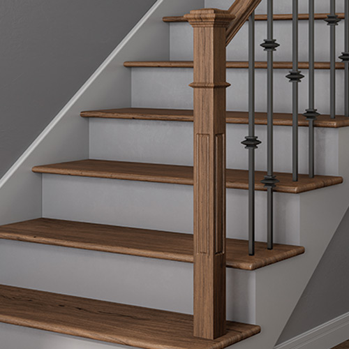 Millwork Staircase Systems Accessories At Menards