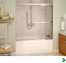 showers shower doors at menards
