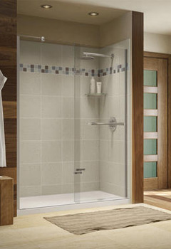 TubShower Shower Doors at Menards