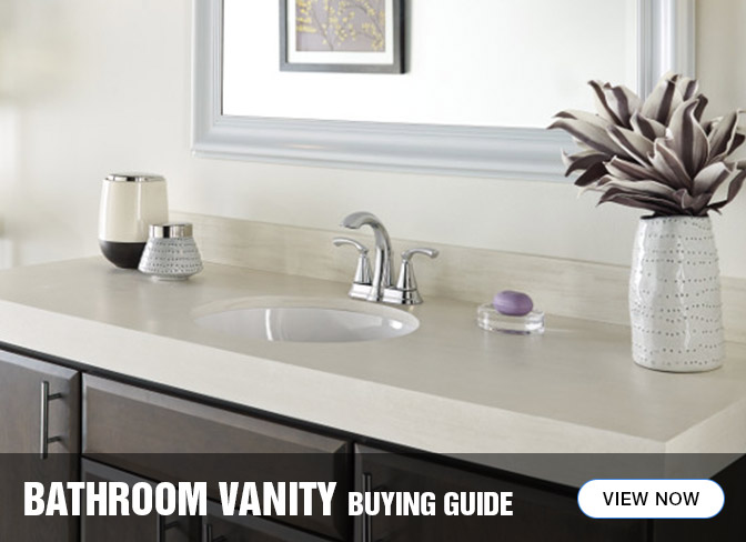 Bathroom Vanities & Tops at Menards®